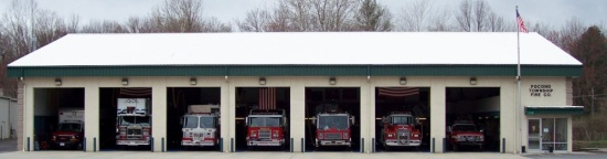 volunteer fire company
