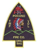 Fire Company Patch