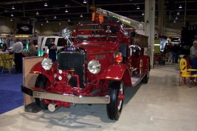 Antique Engine 1931 Dodge Brothers